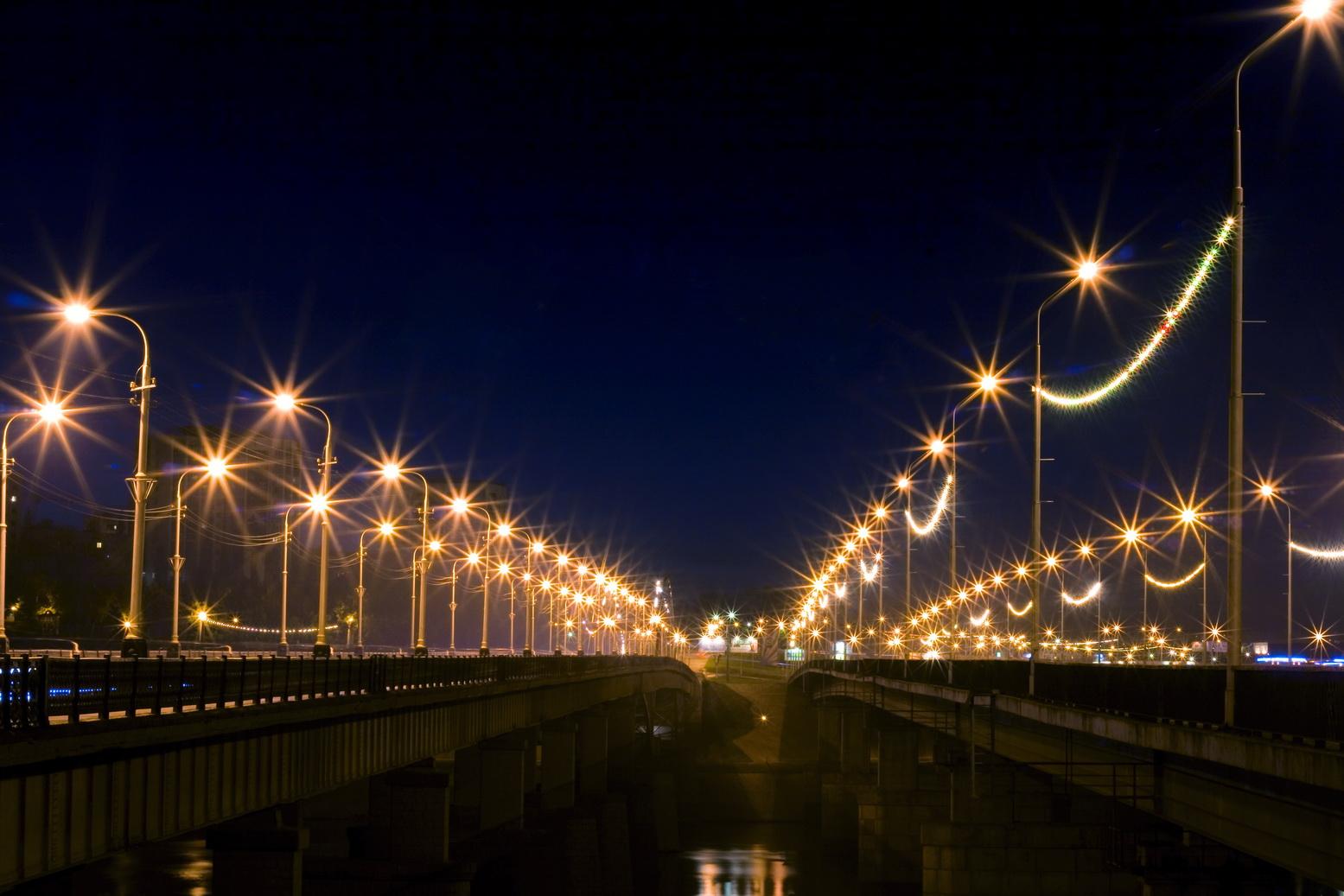 Verejné osvetlenie