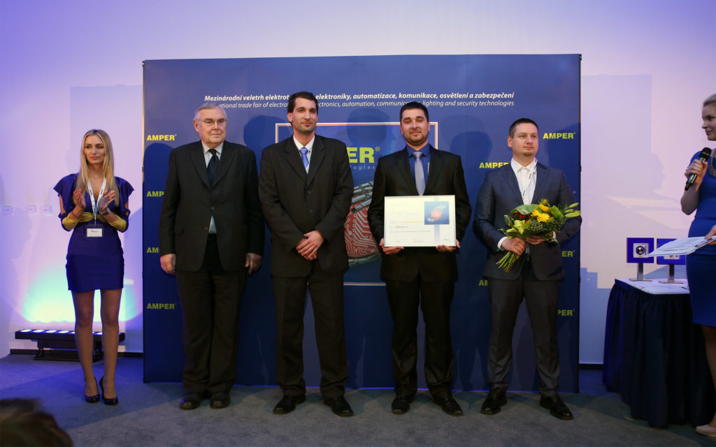 AMPER (INTERNATIONAL TRADE FAIR OF ELECTROTECHNICS, ENERGETICS, AUTOMATION, COMMUNICATION, LIGHTING, AND SECURITY TECHNOLOGIES) – Brno, Czech Republic